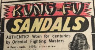 Niemoralne reklamy w starych komiksach