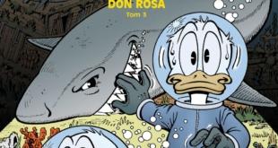 Wujek Sknerus i Kaczor Donald, tom 3: Pod kopułą – wspaniały hołd dla Carla Barksa [recenzja]