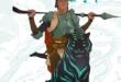 Isola, tom 1 – bardzo poprawny przykład fantasy w komiksie [recenzja]