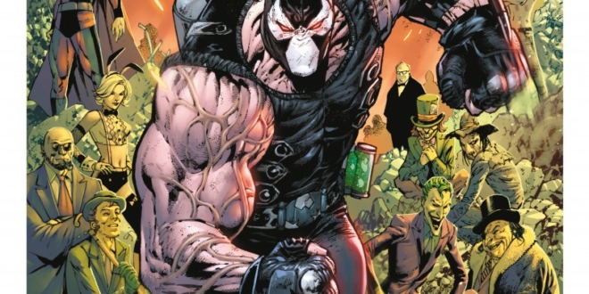 Batman, tom 12: Miasto Bane'a – Tomowi Kingowi dziękujemy [recenzja]