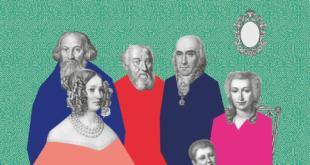 Łubieńscy. Portret rodziny z czasów wielkości – błyskotliwa opowieść rodzinna [recenzja]